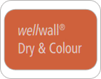 wellwall® dry & colour